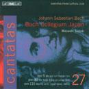 Bach, Johann Sebastian: Sämtliche Kantaten vol.27