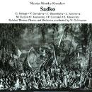 Rimsky-Korsakov, Nikolai: Sadko