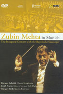 Mehta, Zubin: The Inaugural Concert with the Bayerische Staatsoper