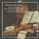 Biber, Heinrich Ignaz: Violin Sonatas from the Kremisier Archive