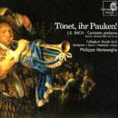 Bach, Johann Sebastian: Cantates profanes