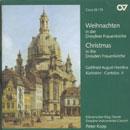 Weihnachten in der Dresdner Frauenkirche (Advent- & Weihnachts-Kantaten)