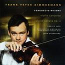Busoni, Ferruccio: Violin Concerto D major Op.35