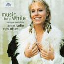 Von Otter, Anne Sofie: Music for a while - baroque melodies