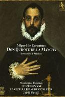 Cervantes, Miguel de: Don Quijote de la Mancha