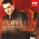 Vengerov, Maxim: plays Kreisler, Sarasate, Wieniawski