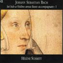 Partiten für Violine  BWV 1002 & 1004