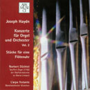 Details zu Haydn, Joseph: Konzerte für Orgel und Orchester