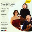 Dresdner Klaviertrio: spielt Dvorák, Janácek und Suk