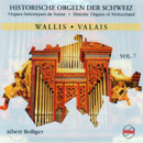 Historische Orgeln der Schweiz: Vol. 7