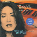 Mozart arranged by Hummel: concertos nos. 22 & 26