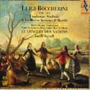 Boccherini, Luigi: Fandango, Sinfonie & La  Musica Notturna di Madrid