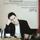 Telemann, Georg Philipp: Blockflöten-Werke