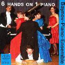 Baynov-Piano-Ensemble: 6 Hands on 1 Piano Vol. 1