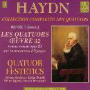 Streichquartette Nr.31-36 (op.20 Nr.1-6) 'Sonnenquartette'