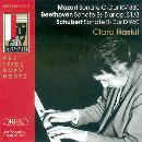 Clara Haskil spielt Klaviersonaten