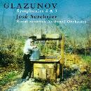 Glasunov, Alexander: Sinfonien Nr. 4 & 7