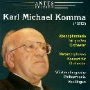Details zu Komma, Karl Michael: Abendphantasie für großes Orchester