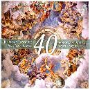 Huelgas-Ensemble: 40 Stimmen