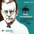 Schostakowitsch, Dimitri: Klaviersonate Nr. 2