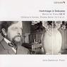 Details zum Titel Hommage a Debussy Vol.4 - Klavierwerke