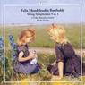 Details zum Titel Streichersymphonien Vol.1