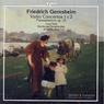 Details zum Titel Violinkonzerte Nr.1 D-Dur op.42 & Nr.2 F-Dur op.86