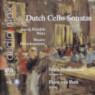 Details zum Titel Doris Hochscheid - Dutch Sonatas für Cello & Klavier Vol.8