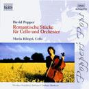 David Popper: Romantische Stücke für Cello und Orchester