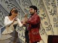 Vesselina Kasarova (Rosina), Fabio Maria Capitanucci (Figaro)