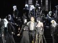 Juan Diego Flórez, Herren des Staatsopernchores, Tänzerinnen und Tänzer, Damen der Komparserie