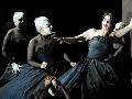 Amazonenheer, Milana Butaeva (Prothoe), Stephanie Atanasov (Meroe), Iris Vermillion (Penthesilea)