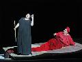 Elektra (Linda Watson) und Klytämnestra (Jane Henschel, liegend)